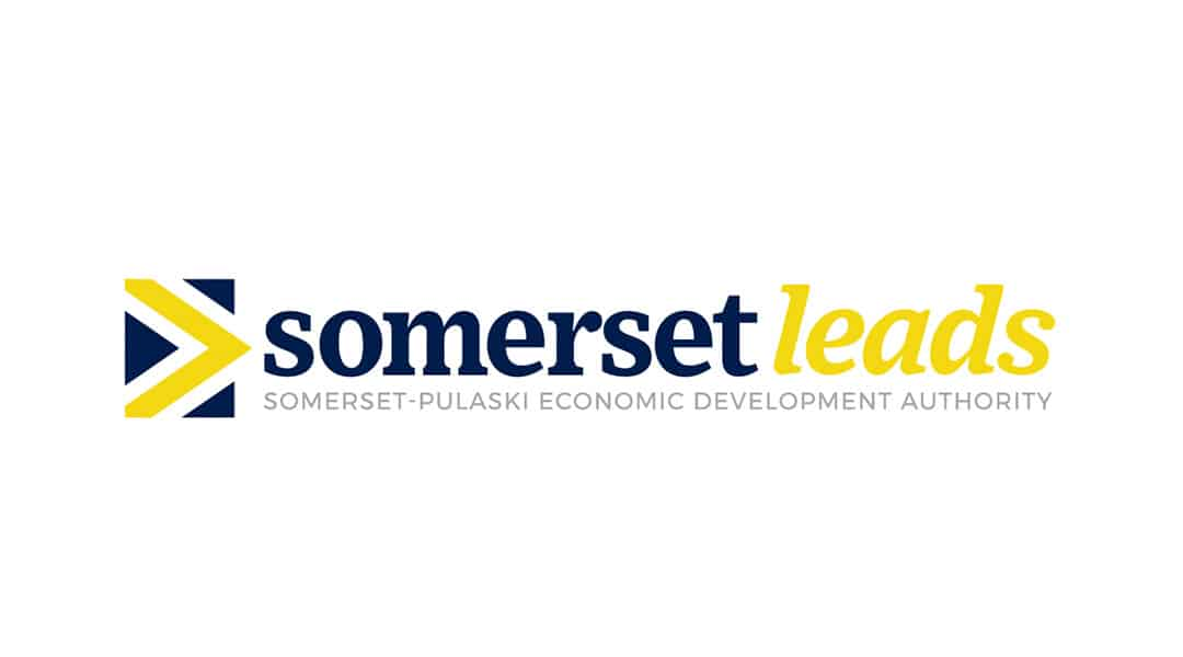 Somerset Leads version, SPEDA logo